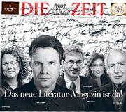 ZEIT Literaturmagazin