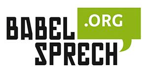 Babelsprech auf der poet-Leseparty