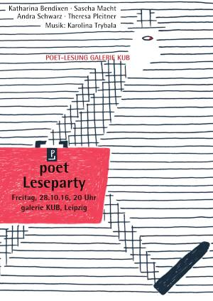 poet Leseparty 2016
